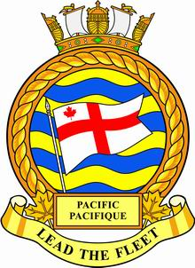 Canadian Fleet Pacific