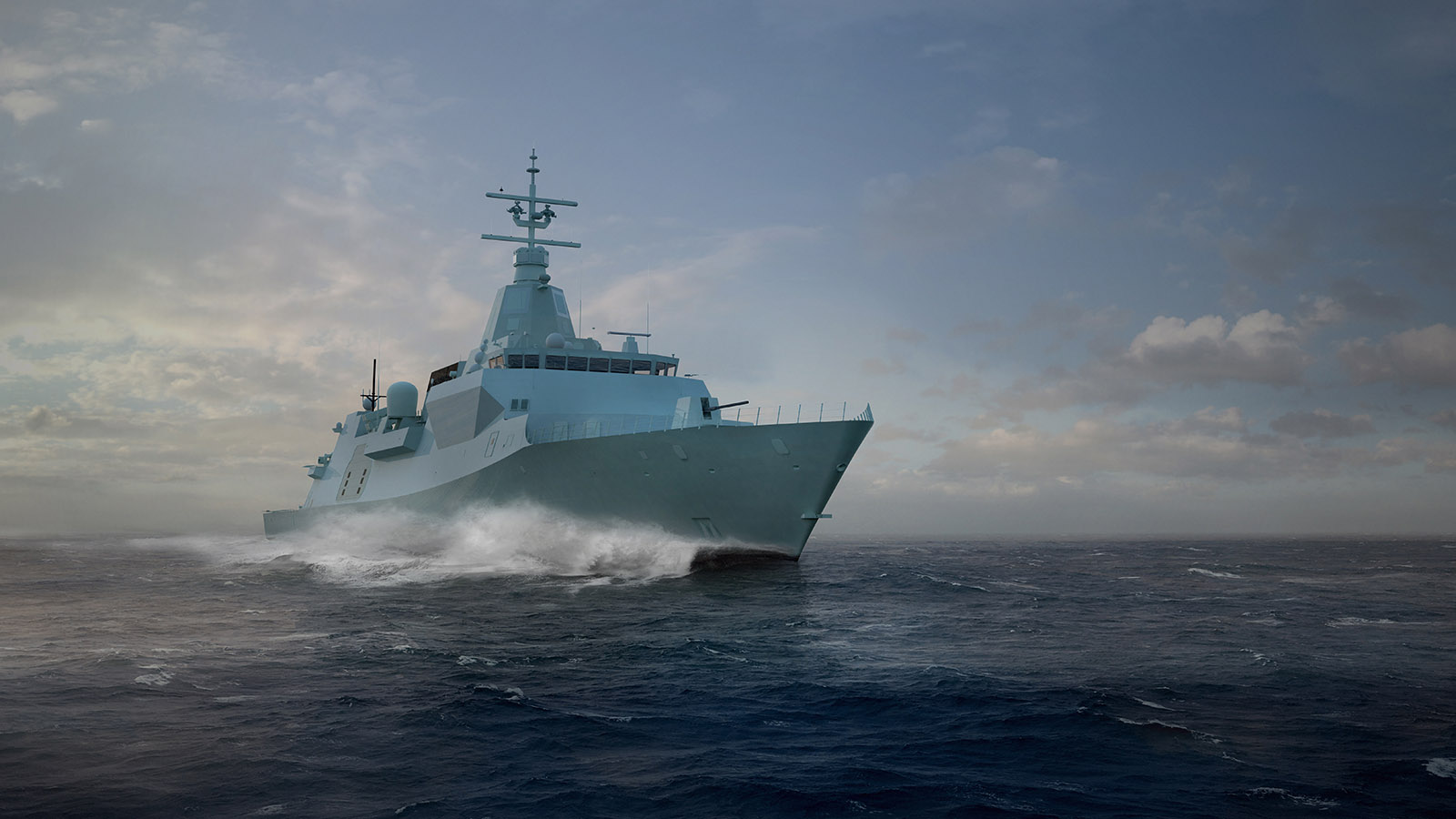 Slide - Canadian Surface Combatant