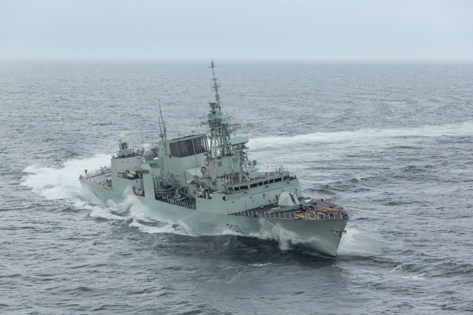 Frigates | Fleet & Units | Royal Canadian Navy