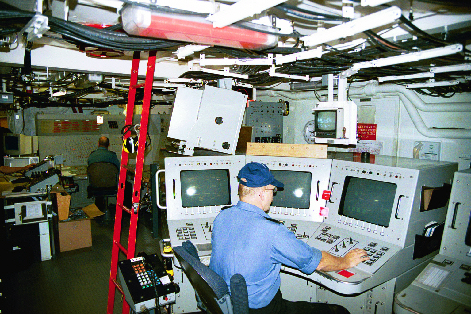 Minimum five years' experience as HVAC Engineer in passenger ships  #BD0E22