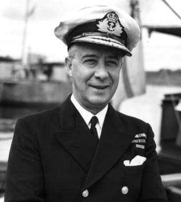 Admiral Percy Walker NELLES, CB
