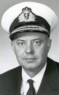 Vice-Admiral Kenneth Lloyd DYER, DSC, CD