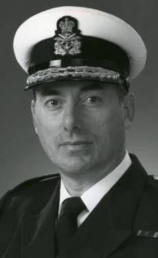 Admiral John Rogers ANDERSON, CMM, CD
