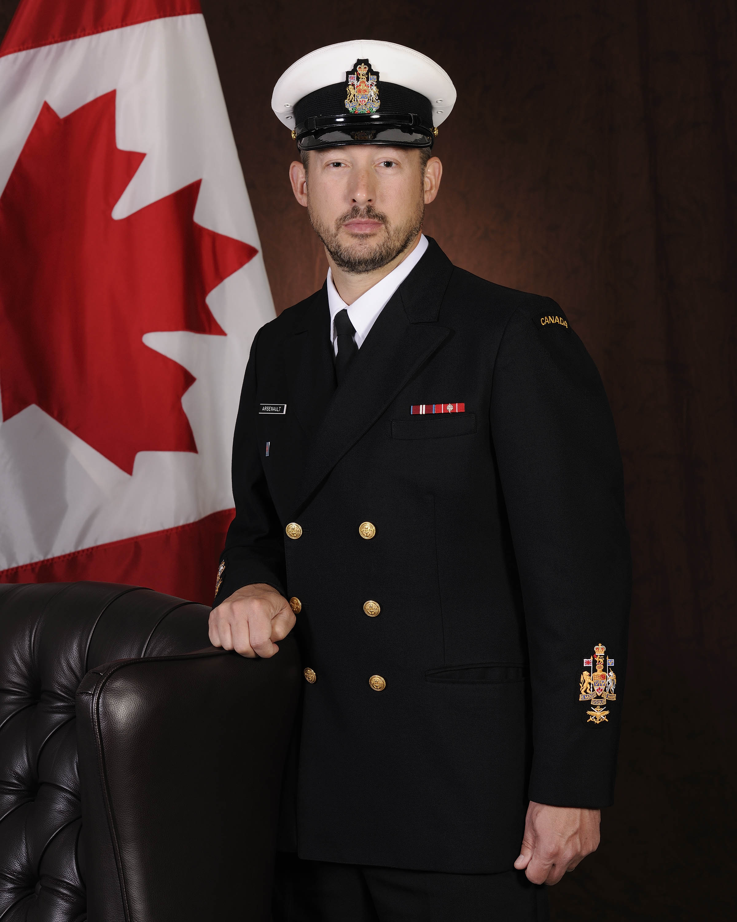 CPO 1 David Arsenault