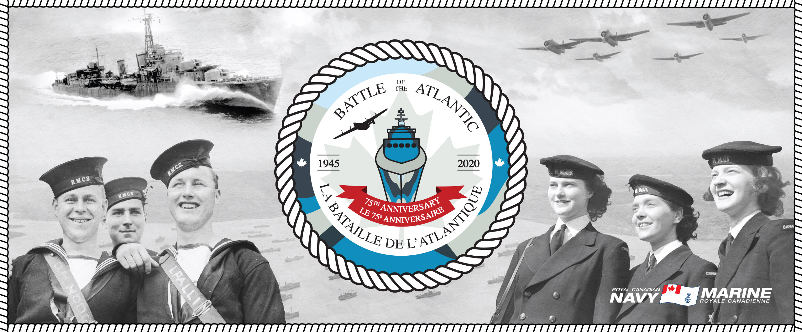 Battle of the Atlantic – 75th Anniversary