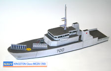The Canadian Navy Is Pleased To Offer Two Challenging Paper Model Warships That Can Be Downloaded And Printed At Home Using Ordinary Colour Printers