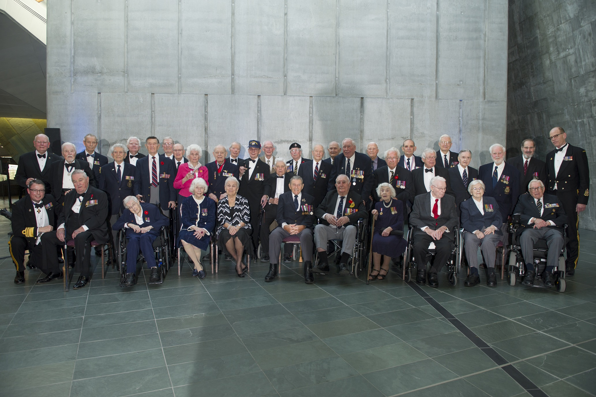 Veterans of the Battle of the Atlantic