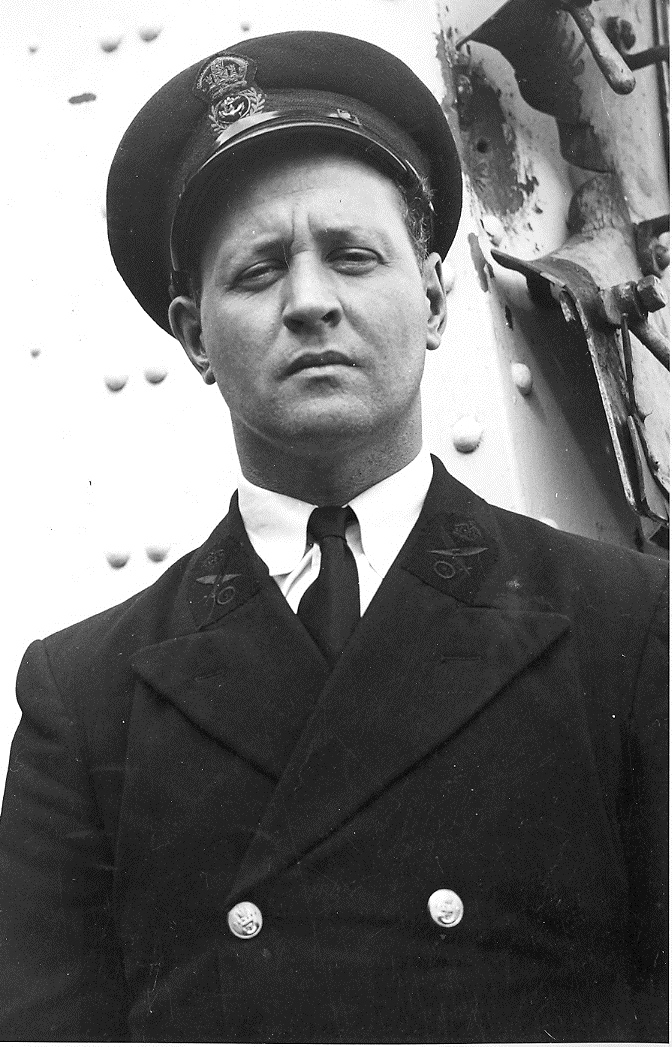 Chief Petty Officer (CPO) Max Bernays