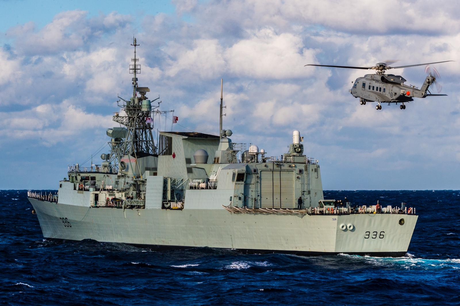 HMCS Montréal