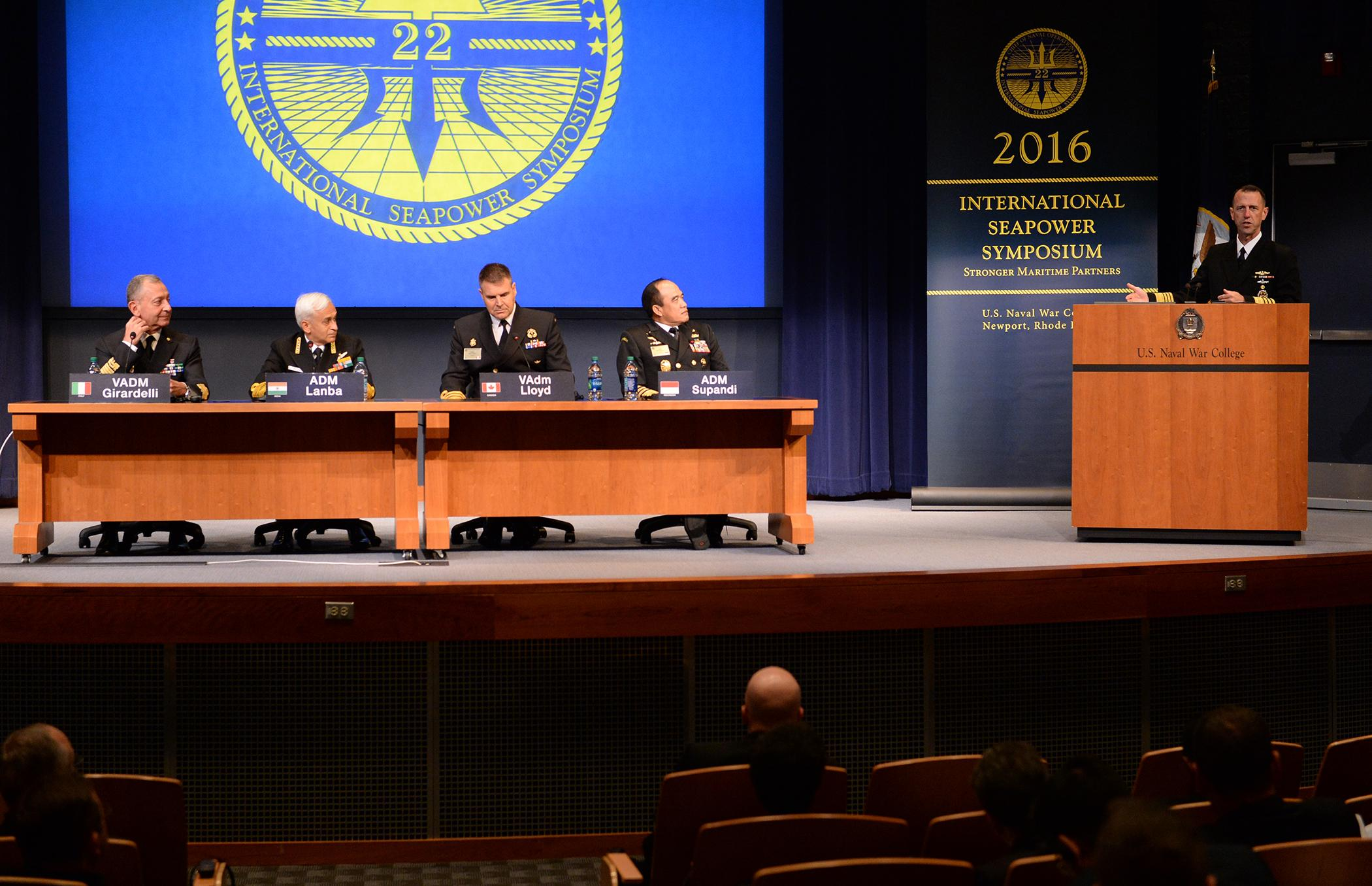 International Seapower Symposium