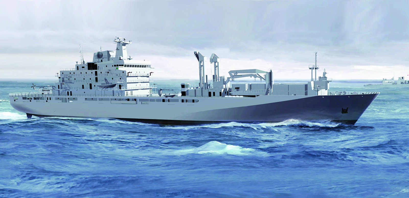 Protecteur-class Joint Support Ship