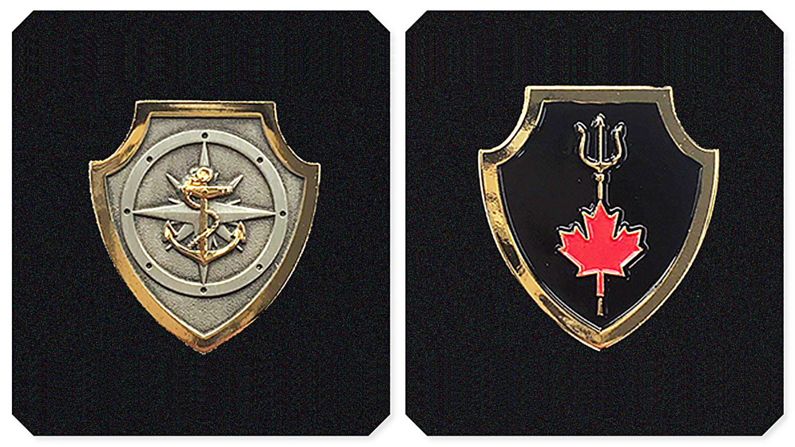 RCN Naval Boarding Party badges
