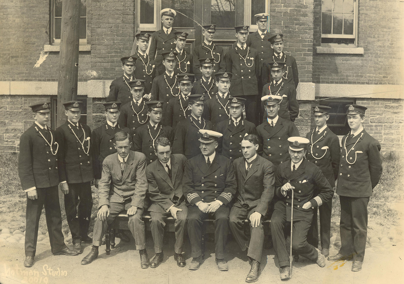 Cadets of the Royal Naval College of Canada