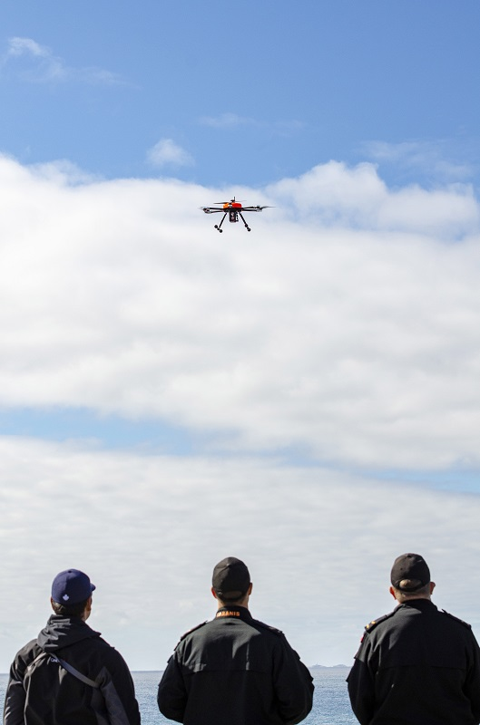 East Coast Sailors Train With New Capability During Unmanned Aerial System Target Operator Course