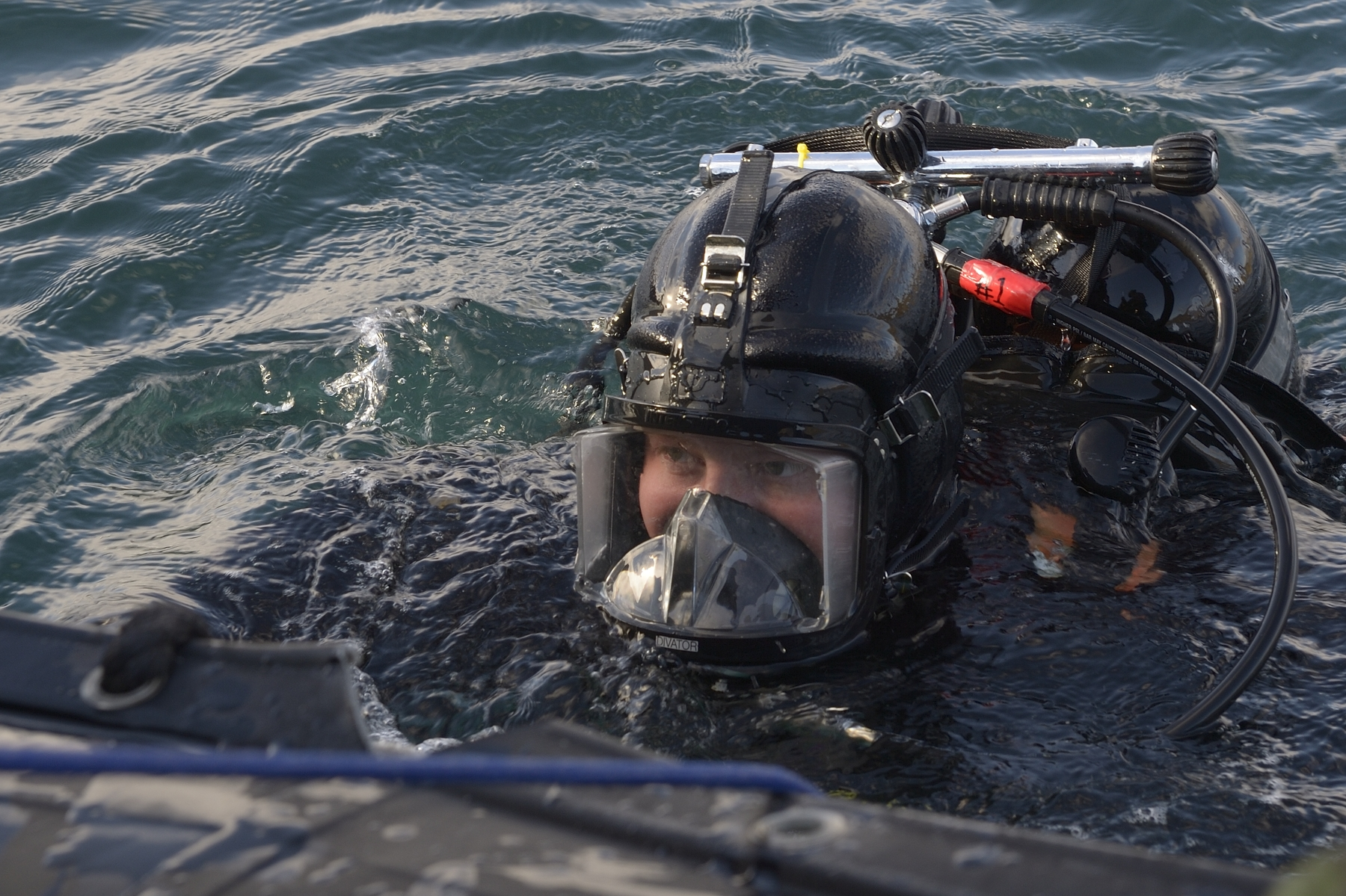 Royal canadian navy news and operations article view for Naval diving unit