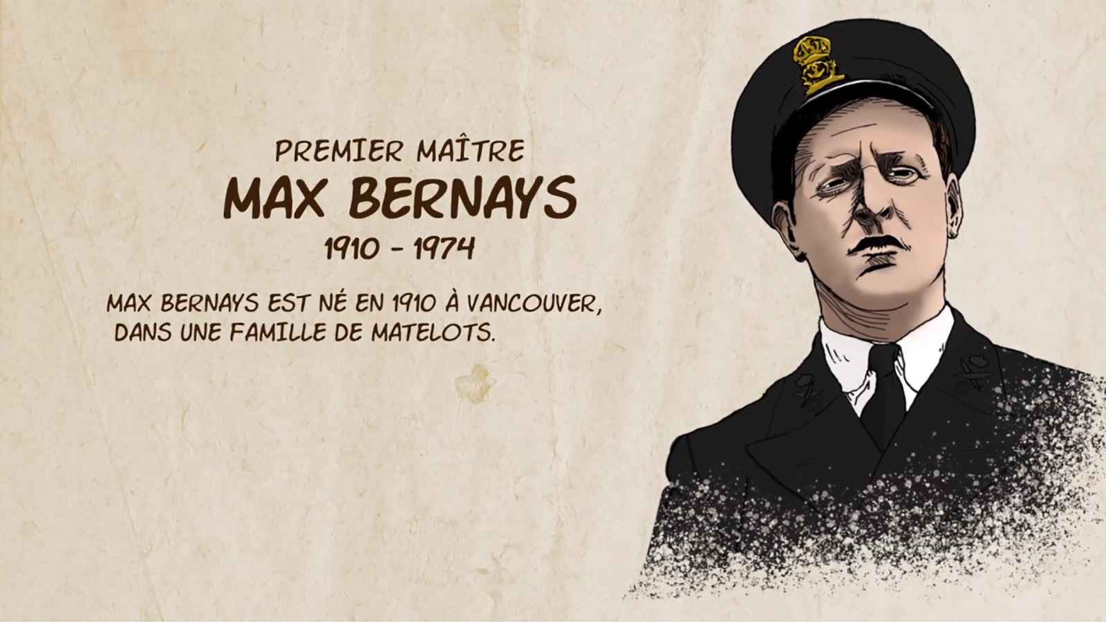 Diapositive - Max Bernays