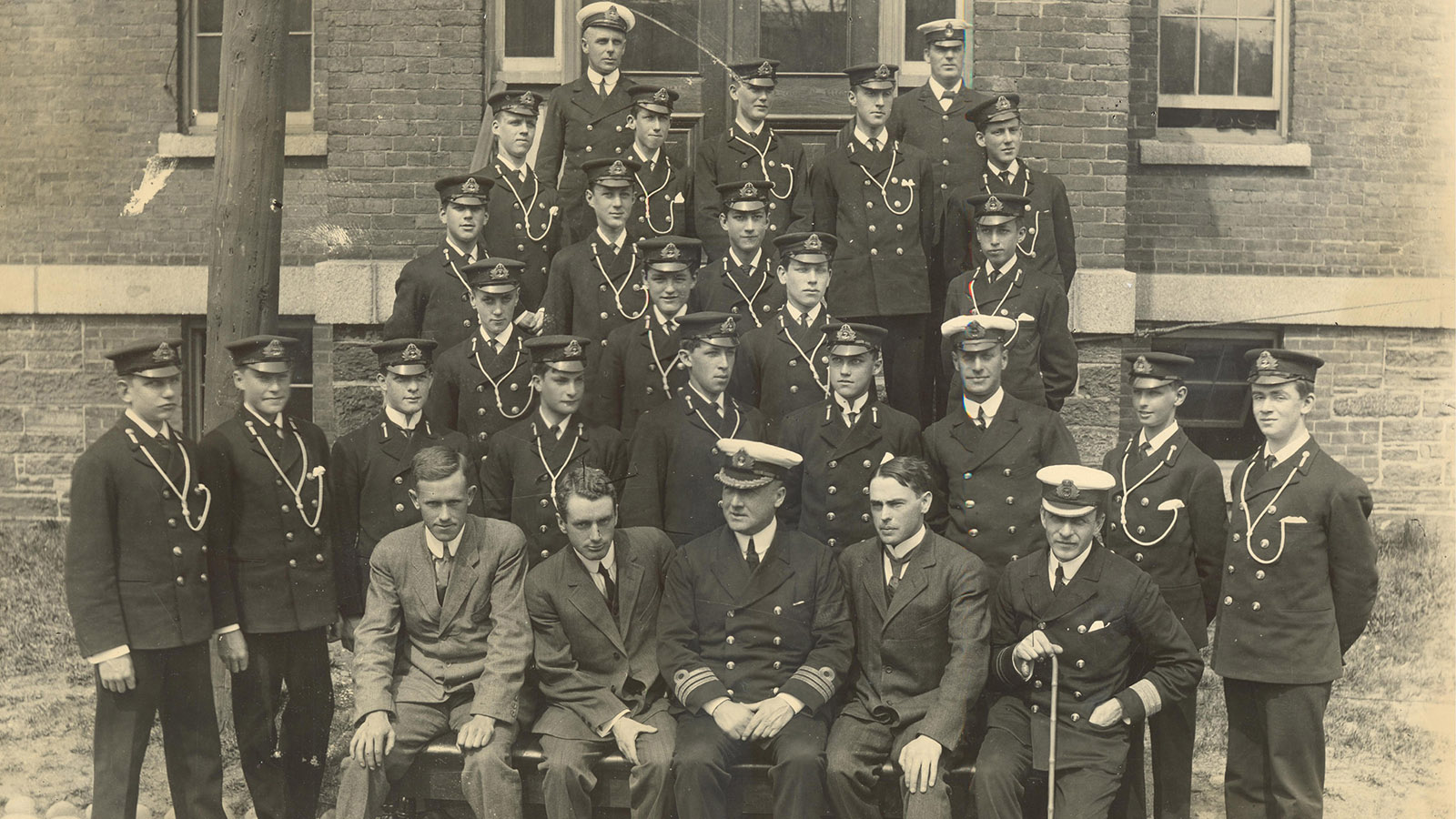 Royal Naval College of Canada 1911 cadets