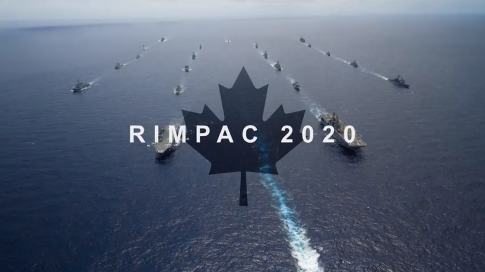 Diapositive - RIMPAC 2020