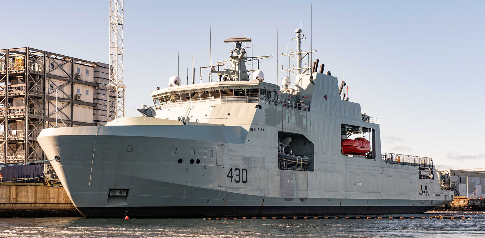 Arctic and Offshore Patrol Ship | Fleet & Units | Royal Canadian Navy